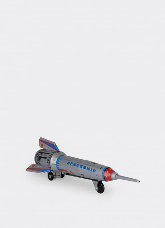The Tin Industry Spaceship Rocket