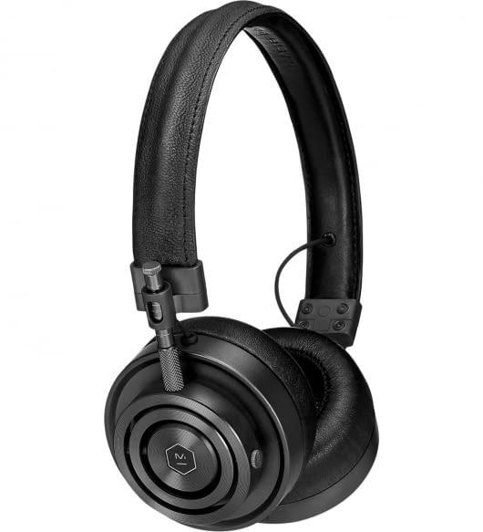 Master & Dynamic Black MH30 Headphones
