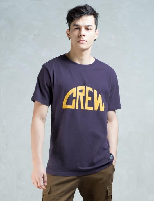 Crew by Subcrew Half Round Logo T-Shirt
