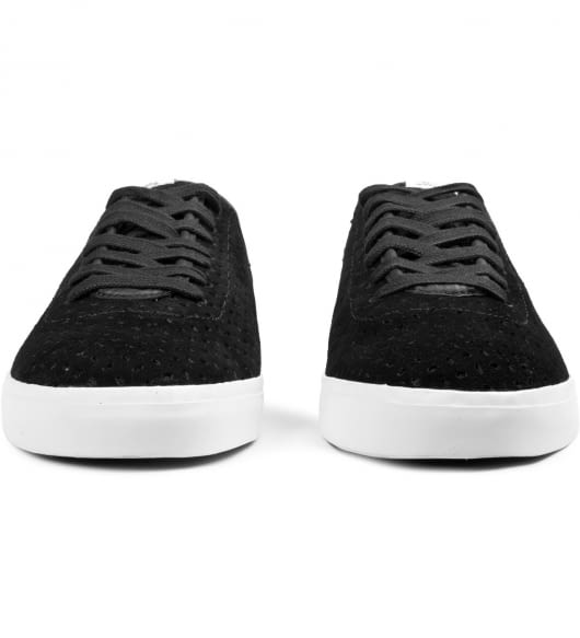 Ransom Black Perf/White Strata Shoes