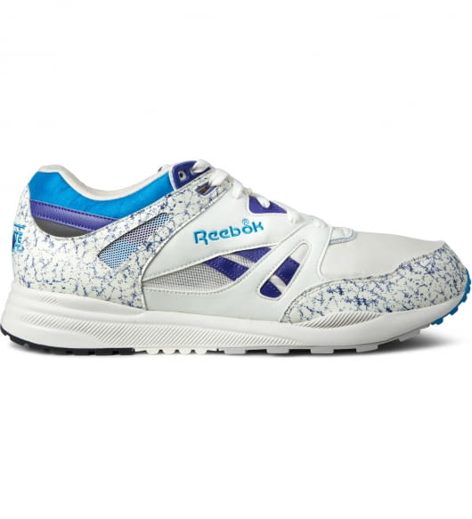 Reebok Chalk/Snowy Grey/Purple Ventilator Vintage Shoes
