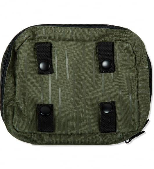 Unit Portables Pine Camo  x Supremebeing Overnight Bag w/ Travel Pouch, Laptop Sleeve & Cable Bag