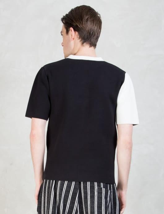 XANDER ZHOU Tai Chi Knitted Sweater