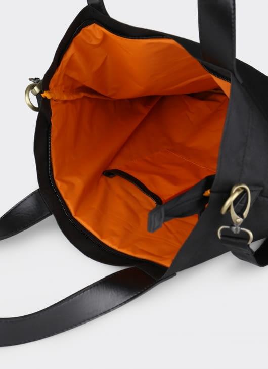 Taylor Fine Goods 402 Black Tote Bag
