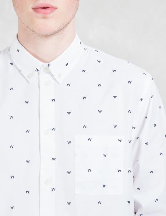 Wood Wood Timothy L/S Shirt