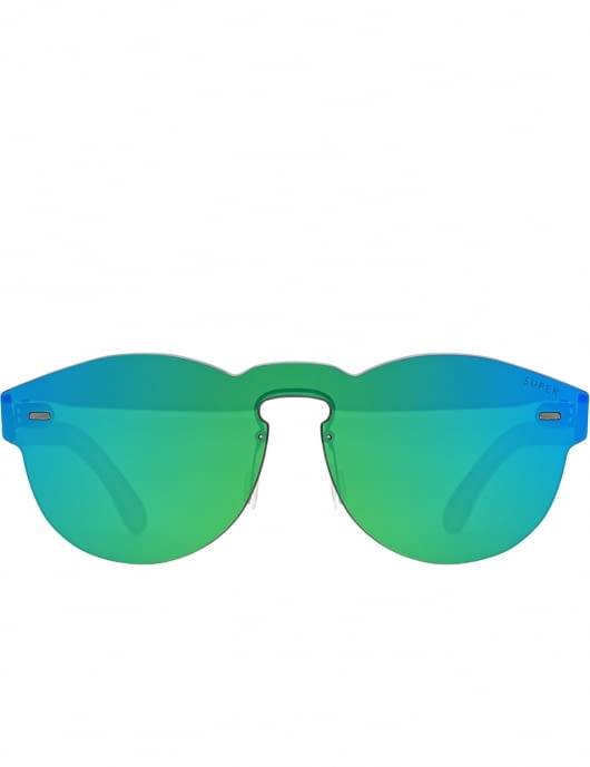 SUPER BY RETROSUPERFUTURE Tuttolente Paloma Green Sunglasses