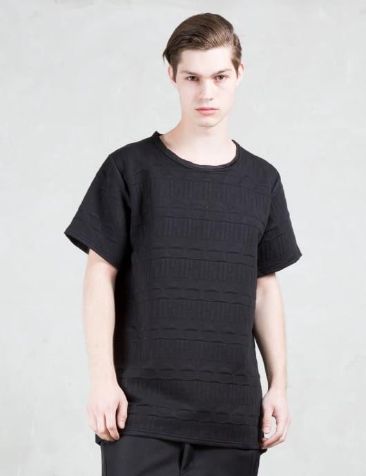 BIBI CHEMNITZ Embossed T-shirt