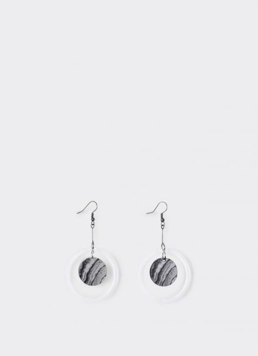 ISTAFADA Saturn Earrings