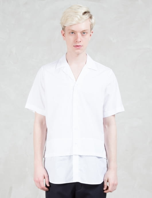 Matthew Miller Hunter Double Layered S/S Shirt