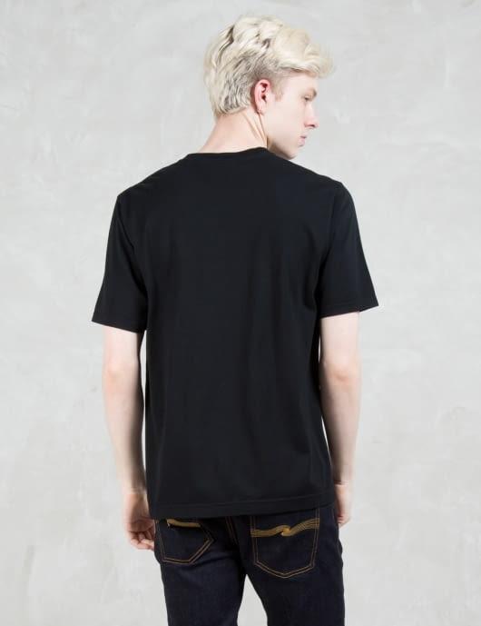 BlackEyePatch Sticker T-Shirt