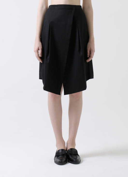 Krom Collective Black Hillary Skirt