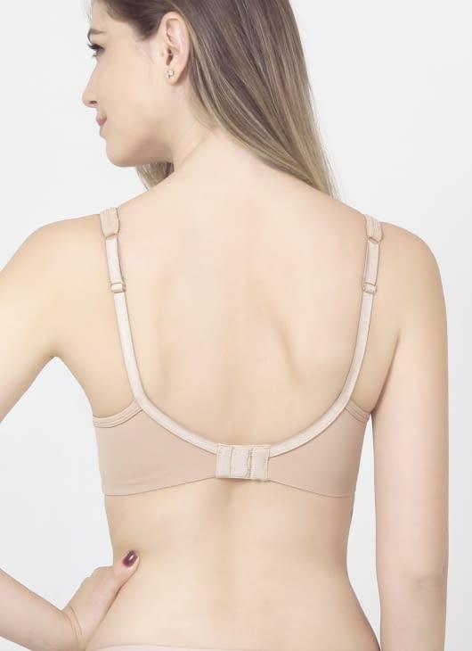 Raquel Lingerie Nude Karlita Basic Bra