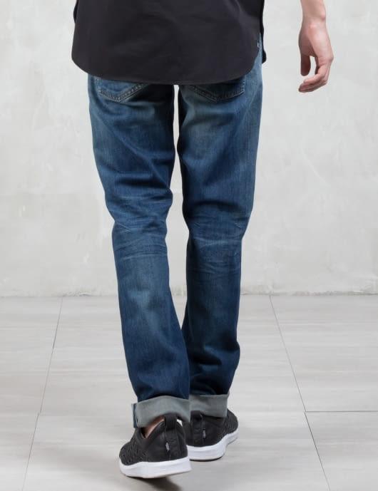 Denham Italian Selvedge Razor Sps Slim Fit Jeans