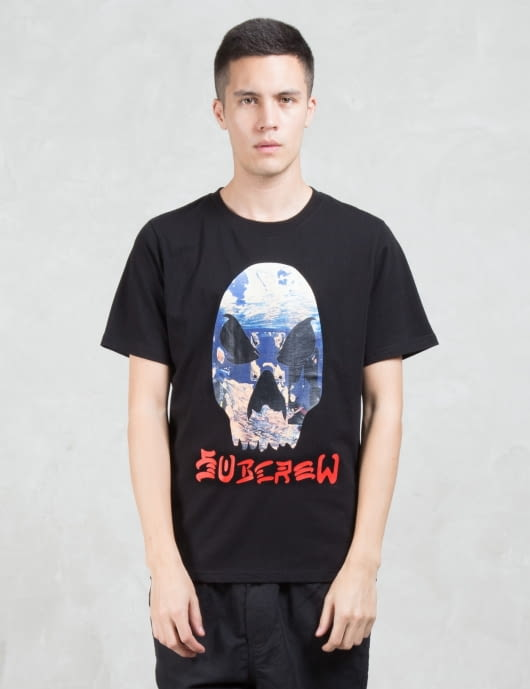 Crew by Subcrew Skate Skull T-Shirt
