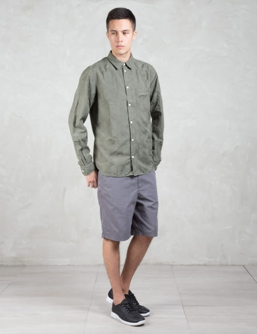Norse Projects Anton Resort L/S Shirt