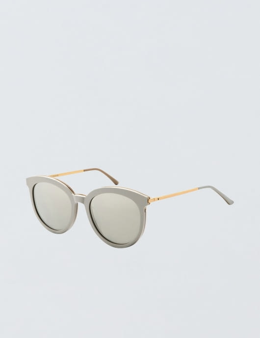 GENTLE MONSTER Vanilla Road Sunglasses