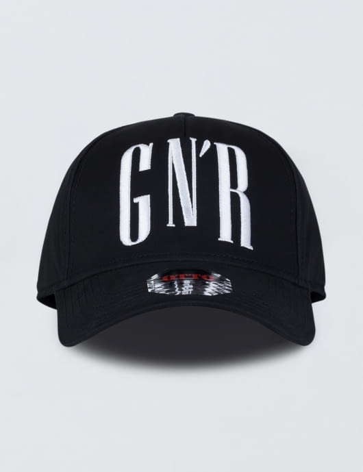 TOUR MERCH Guns N Roses Logo Dad Hat