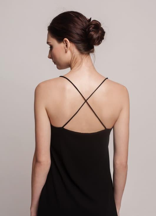 Harper House Black Cecile Dress