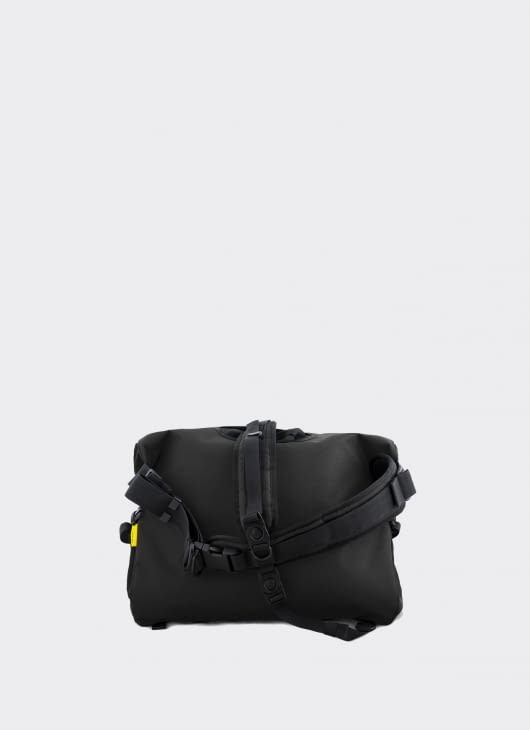 Life Behind Bars Black Echelon Small Sling Bag