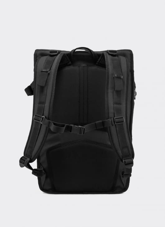 Life Behind Bars Black Breakaway Backpack