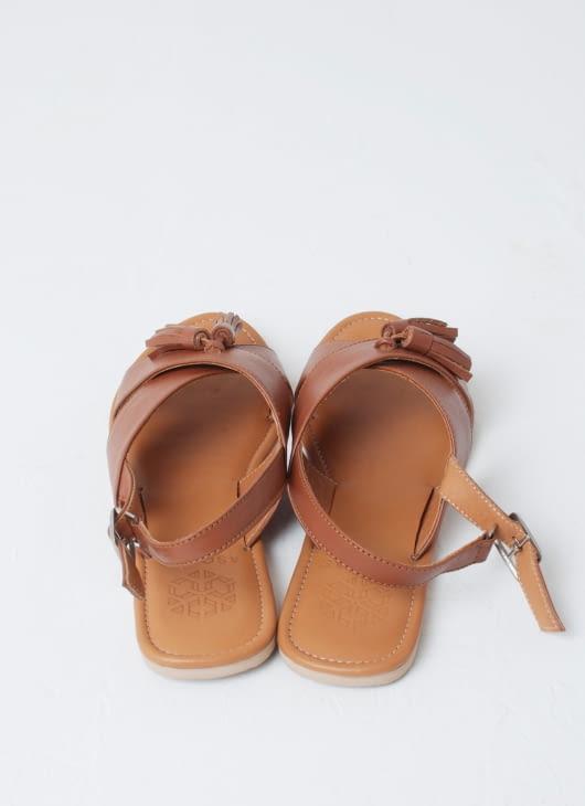 Aschas Cocoa Rochas Sandals