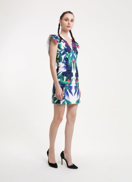 DIBBA Paradisaea Cobra Dress