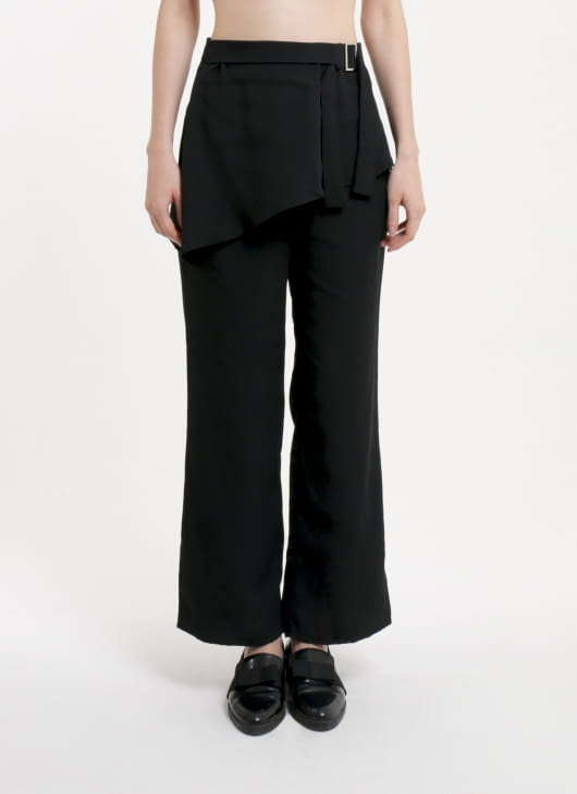 CLOTH INC Black Bianca Pants
