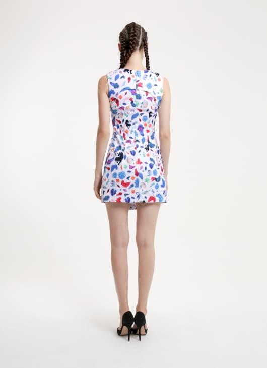 DIBBA Micro Primal Dress