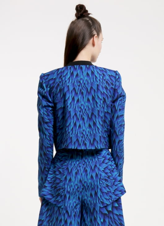 DIBBA Pelage Blue Blazer