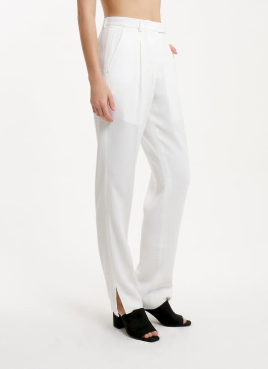 Renoir White Azura Pants