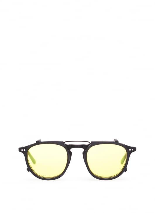 Raito Neon Yellow Isobu Sunglasses