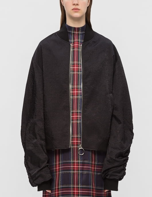 ROCKET X LUNCH String Detailed Jacket