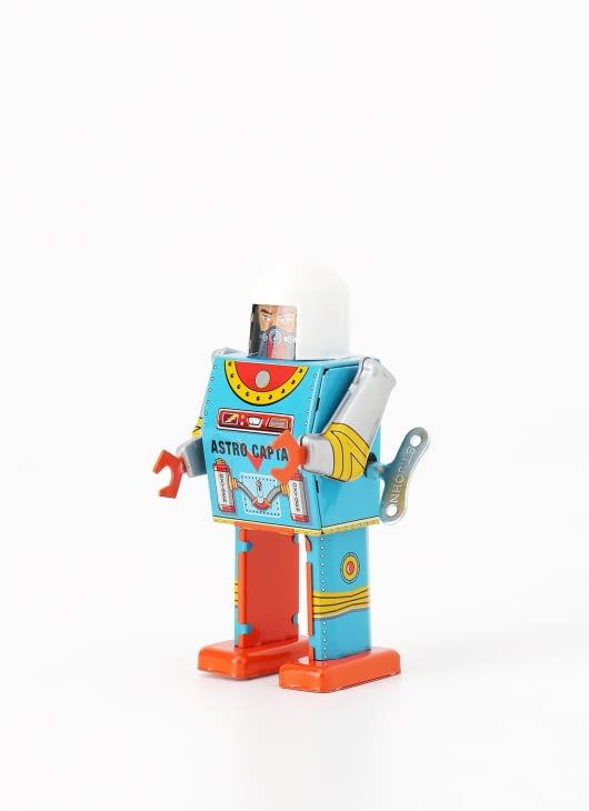 The Tin Industry Astro Captain