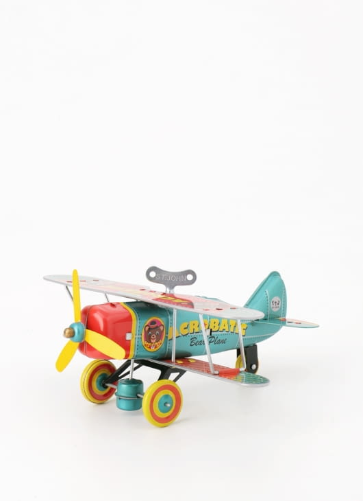 The Tin Industry Bearplane Aeroplane