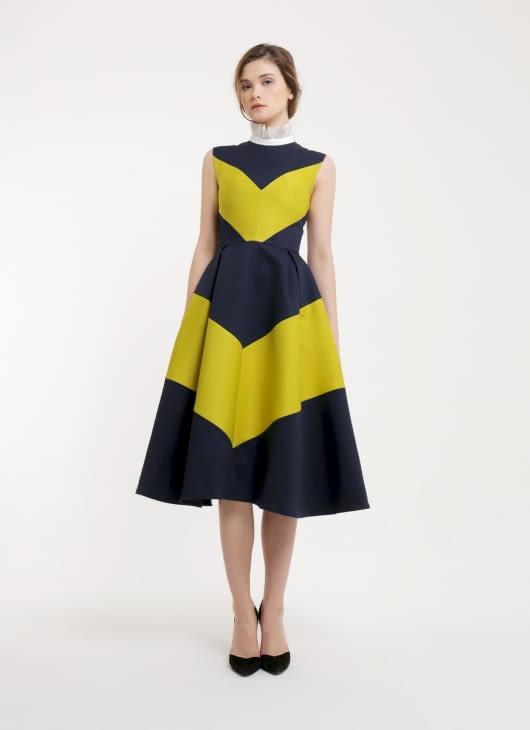 Peggy Hartanto Multicolor Titania Dress