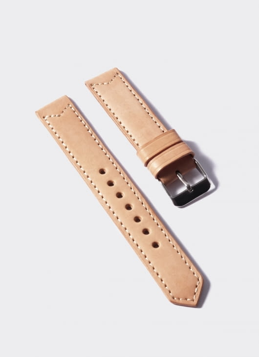 VOYEJ Natural Mast Americana Watch Strap