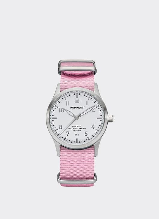 Pop Pilot Pink Pop-Pilot Watch