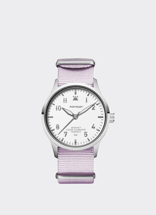 Pop Pilot Soft Purple Pop-Pilot Watch