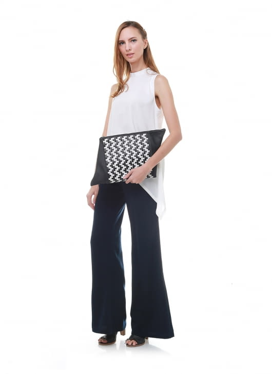 Chameo Couture Neel in Black White