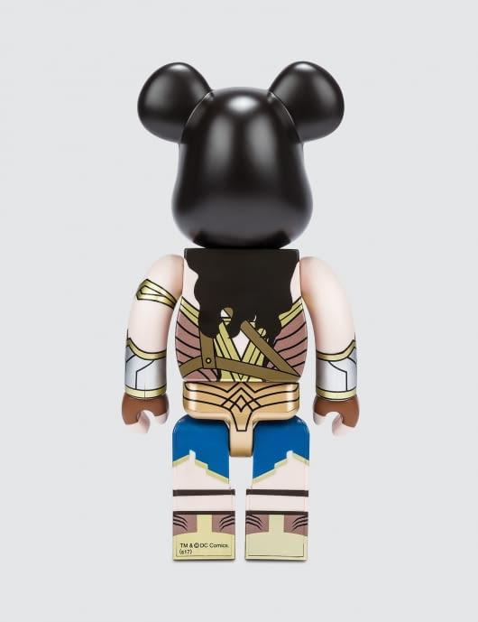 Medicom Toy 400% Wonder Woman Bea@rbrick