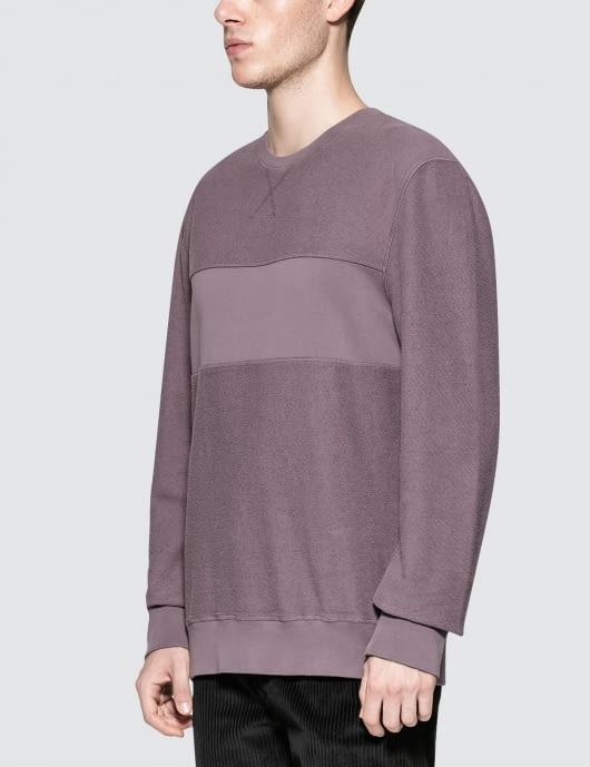 Très Bien Panel Sweatshirt