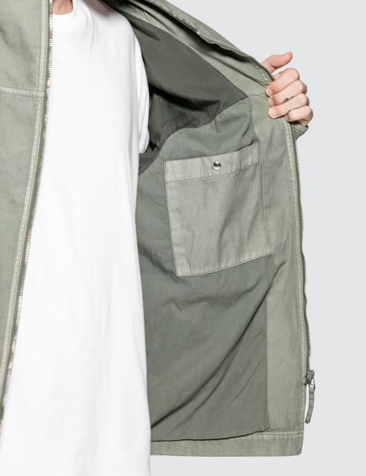 Très Bien Hooded Blouson Jacket