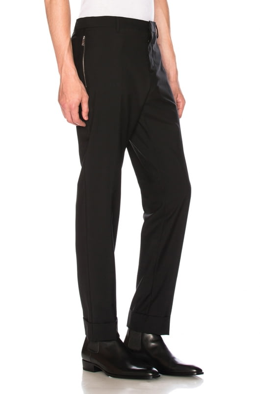 Valentino Zip Pocket Trousers