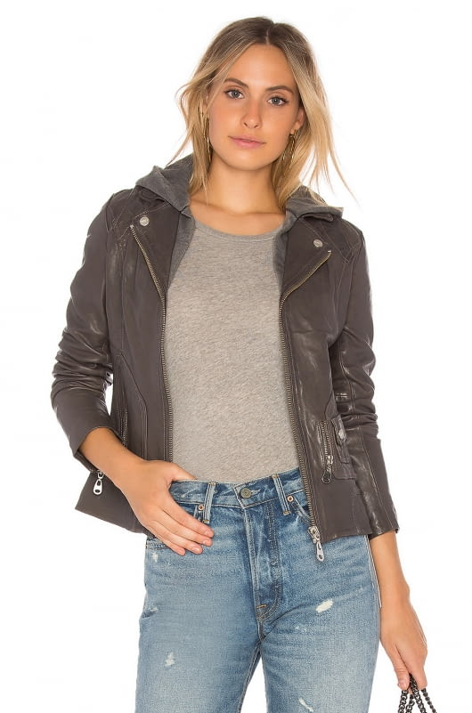 DOMA Vintage Zip Out Hood Jacket