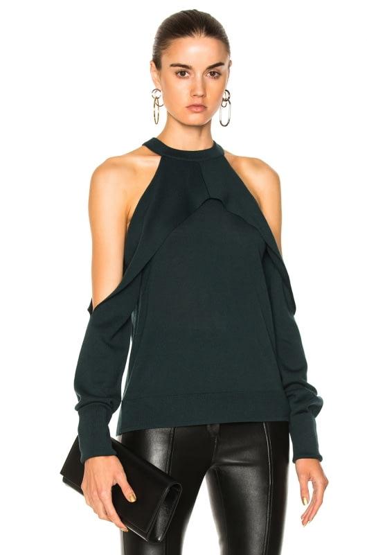 Dion Lee Merino Sleeve Release Sweater