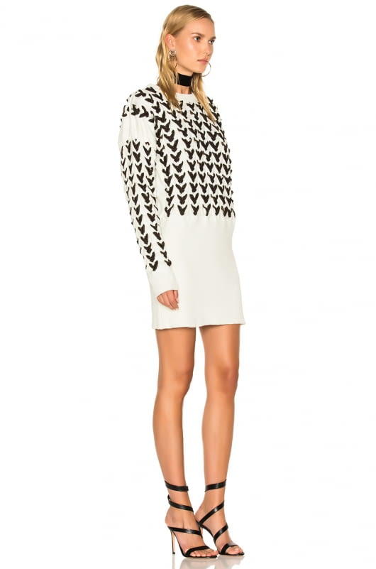 Y Project Woven Sweater