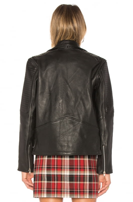 Understated Leather Sweet Paradise Jacket