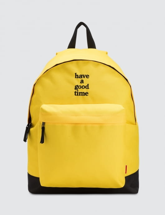 have a good time Logo Backpack