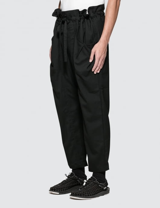 SASQUATCHFABRIX. Hi-West Taperd Pants