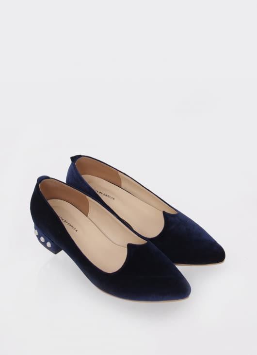 Valencia Royal Blue Blaire Shoes